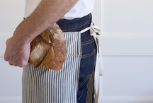 apron / and kitchen textiles / by Agustina Andreoletti