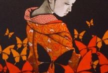 Kimono / by Claudia Galbois