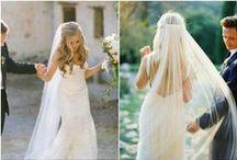 Bridal Hair & Make Up Inspiration / by Miranda Valenzuela