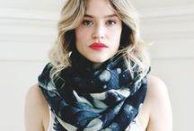 scarfs / by Jess Tierney