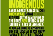 """Indigenous Ni.ka.shi / Ni.ka.shi- the Osage word for people.  """"indians/indios'; 'injuns/eskimos'; Amerindians/Amerindios/Amérindiens; Pueblos indígenas; Aborígen; First Nations/Aboriginal peoples; Native American/American Indians"""".... OR Indigenous ni.ka.shi from the Arctic Circle to Tierra Del Fuego; past to present day.   500 years of colonialism, genocide, assimilation, etc; and WE are still here! / by Real Name"""