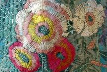 Embroidery / by Christine Phelps @ c phelps designs