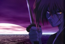 Rurouni Kenshin / --- I love pictures, but sometimes I get carried away. If I have any repeat (double) pictures on this board, please let me know. Thank you! / by Heidi