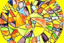2nd Grade Art Projects / by Jamie Jones