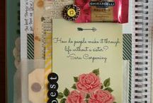 Smash books and junk journal  / by Heba Madkour