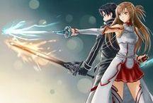 Sword Art Online / by Heidi
