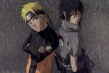 Naruto & Sasuke - Best Friends / by Heidi