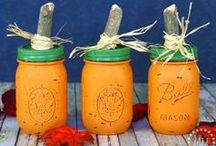 Fall / Fall decorating and craft ideas / by Deborah Hunter