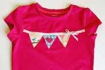 DIY Children's Clothing / Sewing children's clothing / by Deborah Hunter