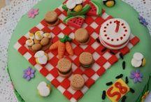 Tortas - Cakes / Inspiración para mi trabajo y algunas de mis tortas / by Vale Vicente