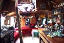 Cabin livin' / From bus to cabin / by Jude Lally