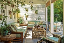 Outdoor Spaces  / by Christy SassDeluxe