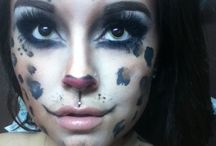 My Makeup / My work / by Nicole Kenney