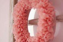 On the Door / Wreaths / by Deborah Hunter