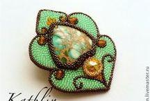 Bead Embroidery / by Karen Walker