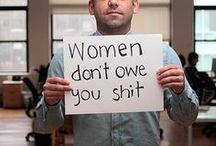 Feminist /   / by Pherenike