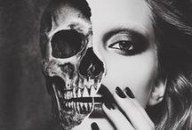 Skulls / Skulls in all their beautiful forms... / by Christy SassDeluxe