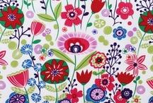 Fabric inspiration / by Pamela