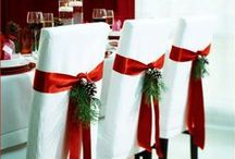 CHRISTMAS: DECORATIONS / Various ways to decorate for Christmas. / by Julie Strangfeld