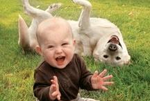 Animals/Kids / by Kelsie M. K ^-^