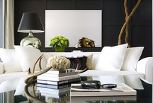 Inspiring Interiors  / Create the space You love to live in... forget the rules!  / by Anntionette H.