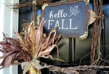 Fall....LOVE:) / by Jessica Wilkinson
