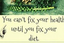 Get healthy! !! / by Jessica Wilkinson
