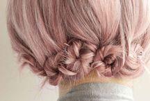 long beautiful hair / by Jennifer Stewart