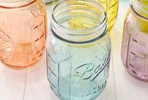 Mason Jars! / We love Mason Jars. How about you? / by Country Magazine