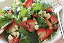 Salads! / The most yummy, nutritious salads on the web! / by Coach Fit Puzzle