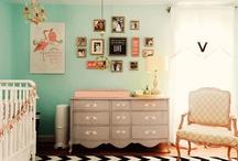 Baby, Kid's Stuff & Room Ideas / by Priscilla Beirola