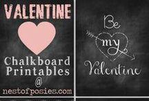 Valentine's Day / by Erin