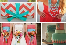 Wedding Ideas  / inspiration for my best friend and SIL's one day celebrations! / by Erin