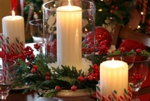 Holiday Decor / All decorations and wrappings of the holiday season. / by Lisa LeCarre