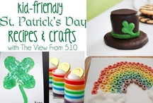 St. Patrick's Day / by Erin