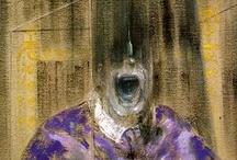 More art / Fr. Bacon, L. Freud, D. Hockney, ... / by Diane Gennez
