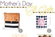 Mother's Day Ideas / by Erin