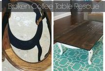 Furniture Makeovers / by Courtney Carmean (A Diamond in the Stuff)