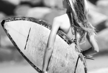 Sand and Surf / by Anna Gleixner