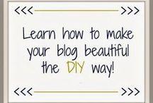 Blogging Inspiration / www.gracedtolive.com / by Nina Blevins
