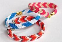 Friendship Bracelets / by Teresa McGuirk