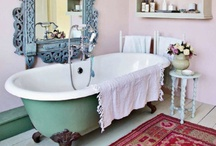 Vintage Bathrooms / by Mod Vintage Life {Nita Stacy}