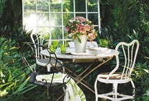 Garden Rooms / by Mod Vintage Life {Nita Stacy}