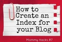 blogging / by Wendy Bertello