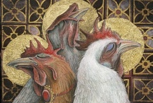 Chickens and Coops / by Donna LaFleur