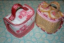 bags, bags and more bags / by Wendy Bertello