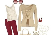 What To Wear To  Lunch or Brunch / Modern, classy outfits for women over 40 that our readers created for a Mother's Day brunch or easy lunch out.  / by Fabulous After 40 - Deborah Boland