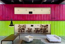 Container architecture / by Alex Neugebauer