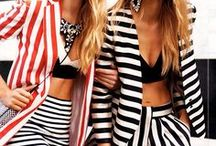 Standout Stripes / by MadisonLosAngeles.com