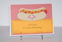 card ideas / by Jenni Rierson Nesbitt
